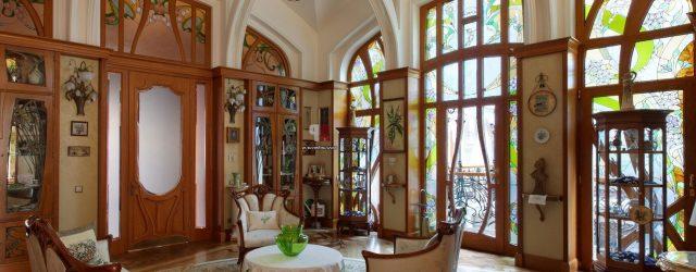 Art Nouveau Interior Design