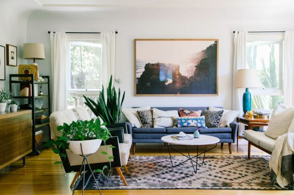 Mid Century Home Decor