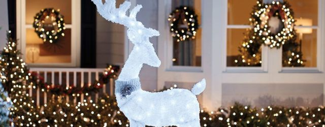 Lowes Outdoor Christmas Decorations