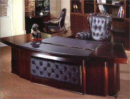 Home Office Executive Desk