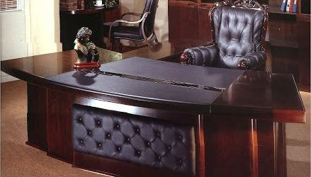 Home Office Executive Desk