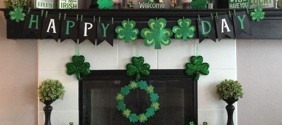 St Patrick's Day Home Decor