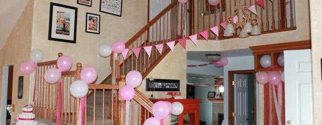 Baby Welcome Home Decoration