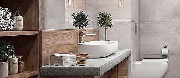 Spa Bathroom Ideas