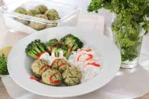 Recette facile de falafels au four