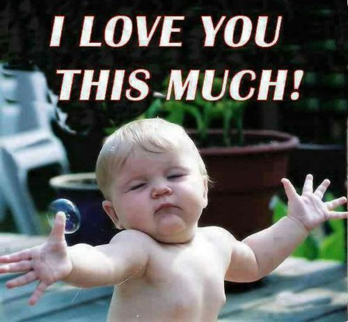 Glorious i love you quotes
