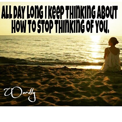 Magnificent Thinking of You Quotes