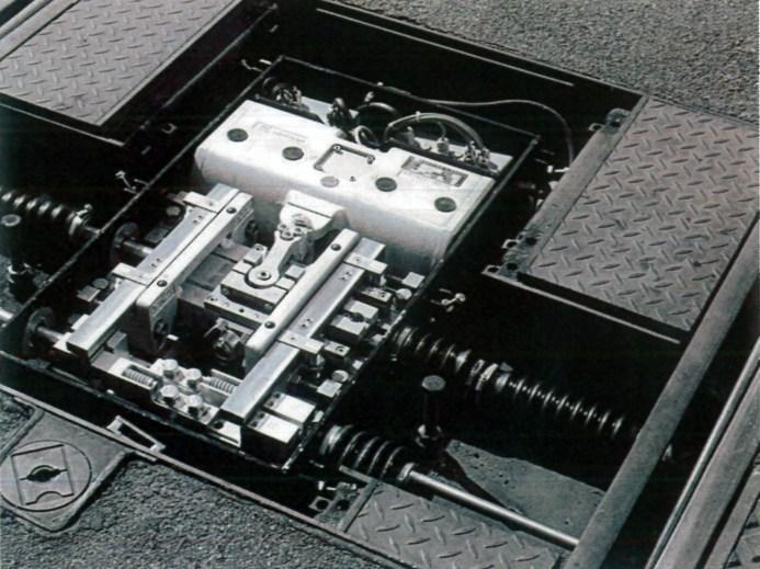 Das Innenleben einer HW61.1 AVV-ZVV