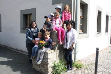 Die Sammelsieger der Kindergärten: AWO-Kita Egstedt