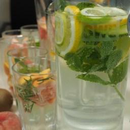 Aromawasser – eiskalt getestet