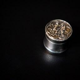 Das Geheimnis der Silberdose