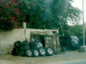 Reifenhändler