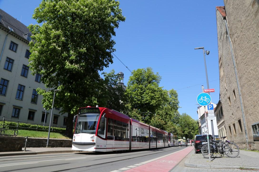 Erfurt - Andreasstrasse