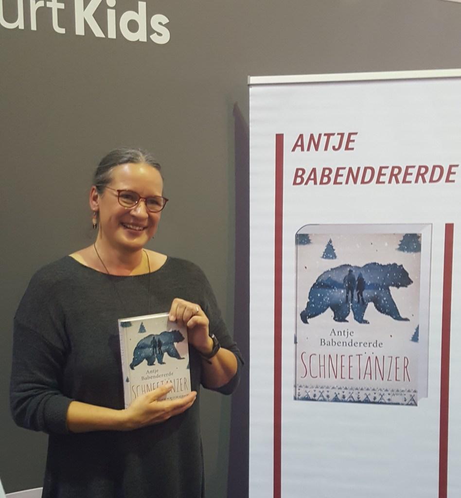 Buchmesse Arena-Verlag