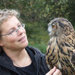 Katja Brandis in Erfurt: Fantasie ist nur ein Muskel