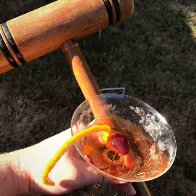 croquet and cocktails