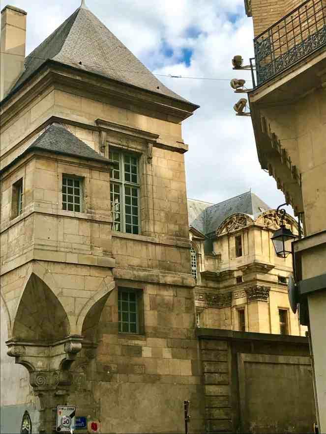 Bibliothèque Historique de la Ville de Paris, Haute Marais