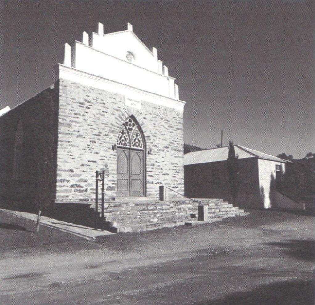 Kerk op Malagas 1861