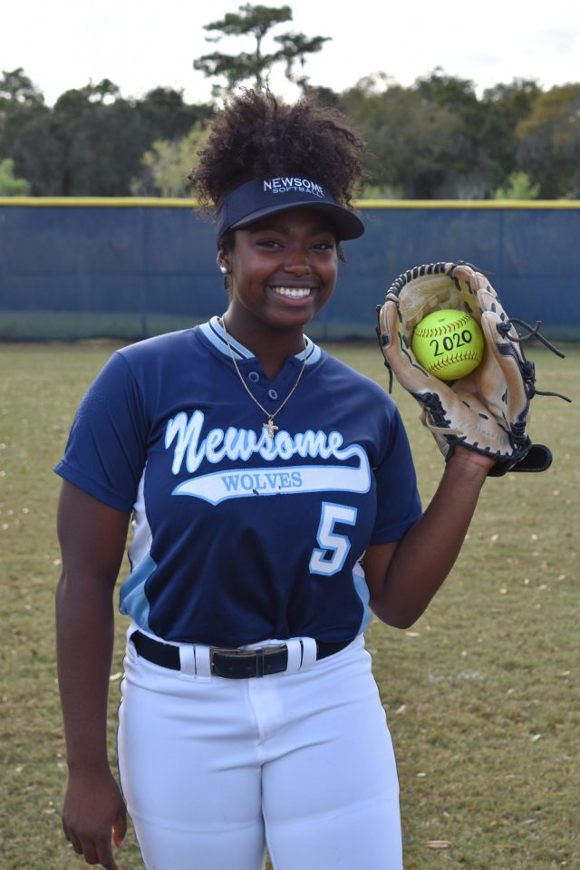 Newsome's Madison Hudson
