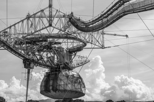 Radio Telescope at Arecibo