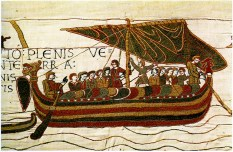 Bayeux Tapestry- 11th century