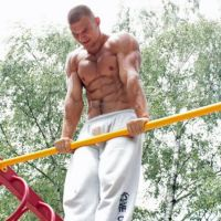 Video: Incredible Calisthenics Workout With Adam Raw