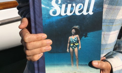 Swell Book Release & Tour!