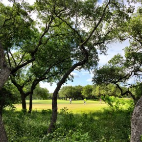Hyatt Hill Country's Nature Trail