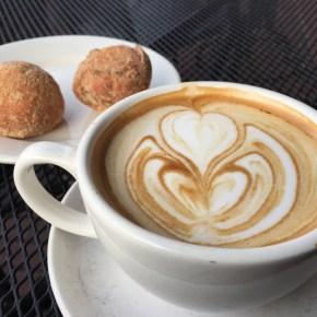 The Coffee Shop Near Harvard