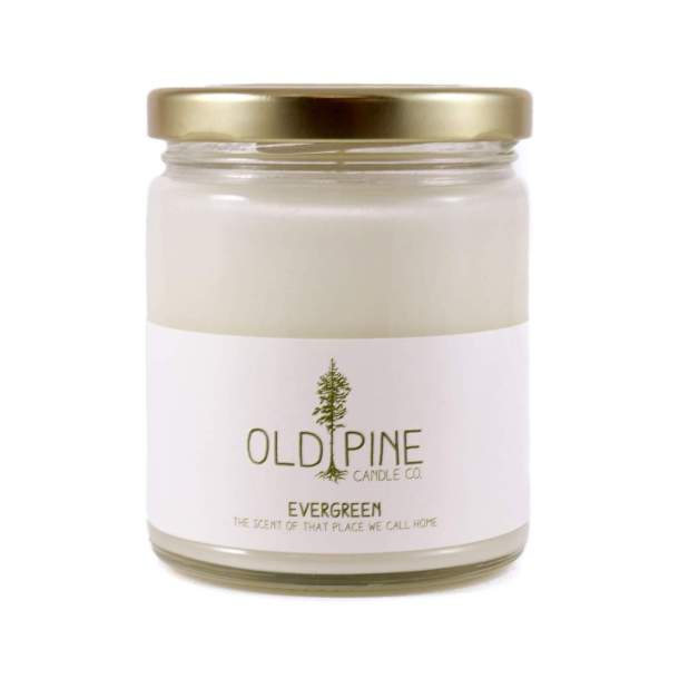 Old Pine Candle Co. Evergreen