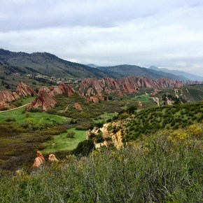 Hiking a Geological Gem in Roxborough State Park