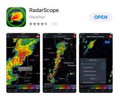 RadarScope 1