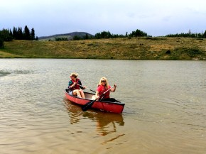 SMR 4 Canoeing