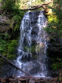 SMR 6 Waterfall