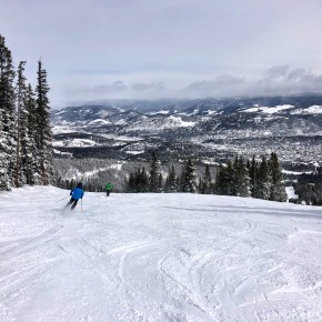 My Instagram Takeover Day at Breckenridge Ski Resort