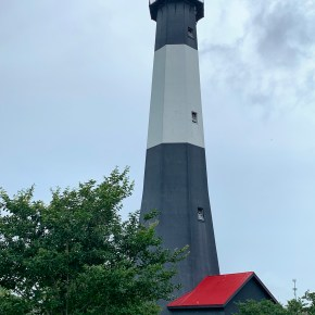 Visit a Lighthouse in Georgia:  Tybee Island Light Station and Museum