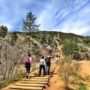 Manitou Incline is Colorado's Cardio Holy Grail