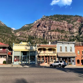 History and Outdoor Adventure During a One Night Stay in Ouray, Colorado