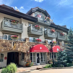 European Elegance at Sonnenalp Vail