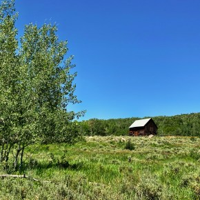 Hike to Mad Creek Barn in Steamboat Springs, Colorado