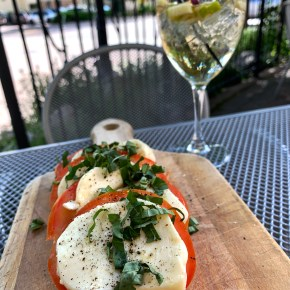 Bruschetta and Sangria:  A Perfect Pairing at La Bottega in Vail, Colorado