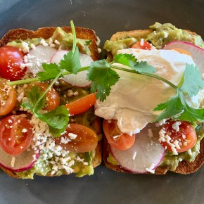 For Avocado Toast or Fish Tacos in Beaver Creek or Avon Go to Maya in Westin Riverfront