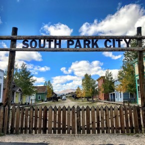 There Really is a South Park in Colorado
