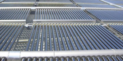 solar water heater, solar, collector, evacuated tube
