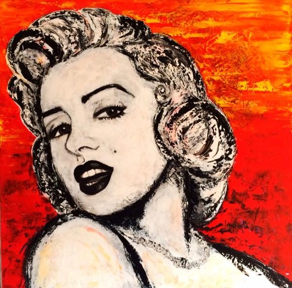 Swetlana Federmann - Marilyn II