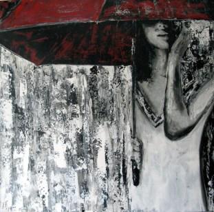 Swetlana Federmann - Regen