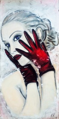 Swetlana Federmann - Velvet Gloves
