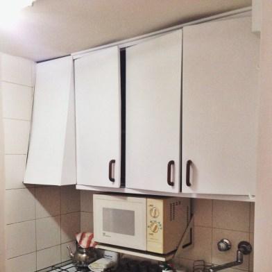 Cabinets circa 1972