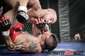 Mescalero Warrior Challenge - Urso  vs. Castillo