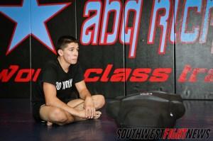 Albuquerque Kickboxing - Jacob Espana
